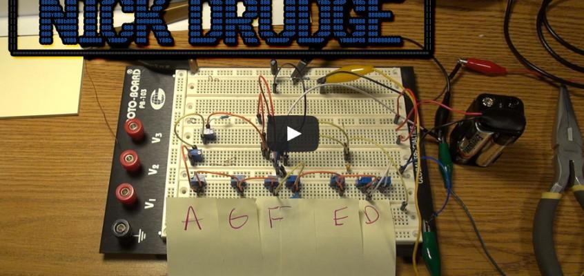 Fun With 555 Toy Organ Circuit
