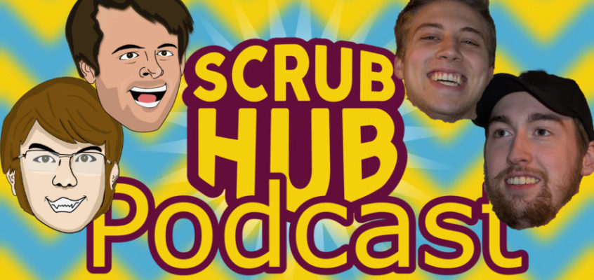 Scrub Hub Podcast: Ep 0 – The Roughdraft Cast