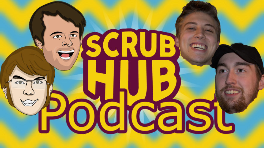 Scrub Hub Podcast: Ep 0 - The Roughdraft Cast