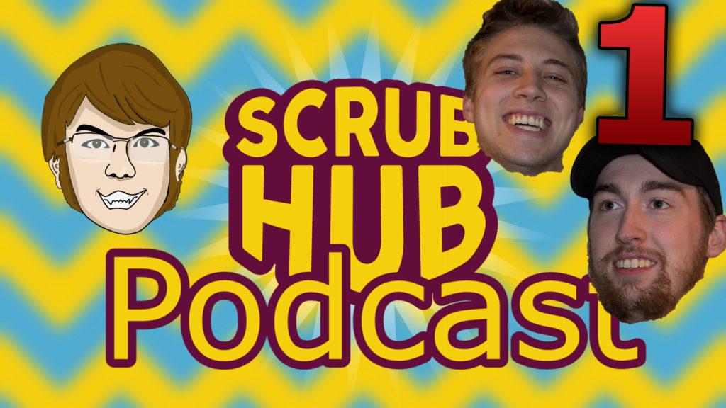 Scrub Hub Podcast Ep 1 Tys Deathcast Drudge Tv