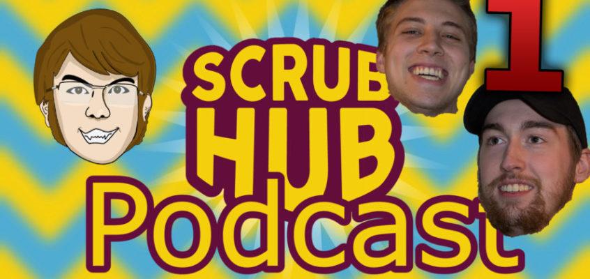 Scrub Hub Podcast: Ep 1 – Ty's Deathcast
