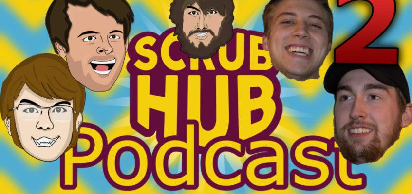 Scrub Hub Podcast: Ep 2 – A Sparta May Cast
