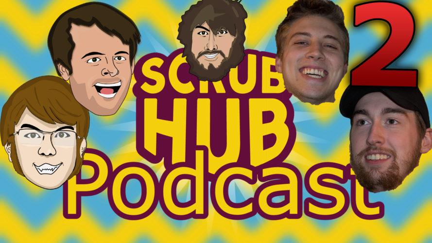 Scrub Hub Podcast: Ep 2 - A Sparta May Cast