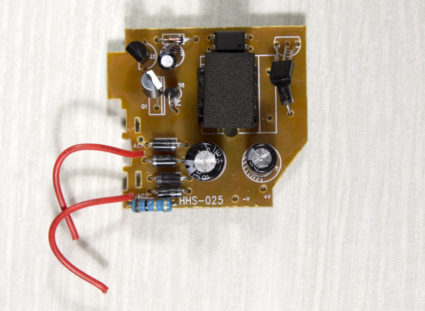 Gen Rapid Home DSi Charger Board Top 1
