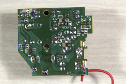 Gen Rapid Home DSi Charger Board Bottom 1
