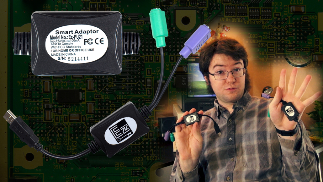 PS2 to USB Thumbnail