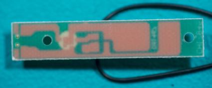 Dollar Store COB Pocket Light PCB Rear