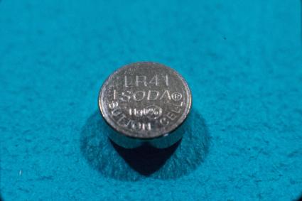 """Dollar Store COB Pocket Light LR41 Battery """"SODA"""""""